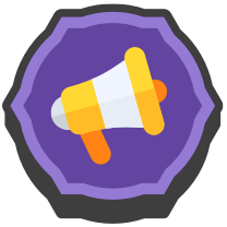 Opinion Leader Badge